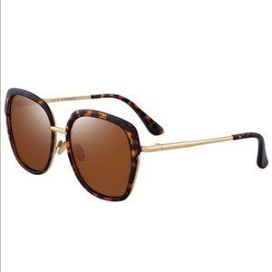Tortoise Vintage Oversized Sunglasses- NWOT